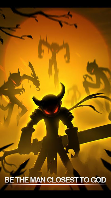 League of Stickman 2019- Ninja Arena PVP(Dreamsky) screenshot 2