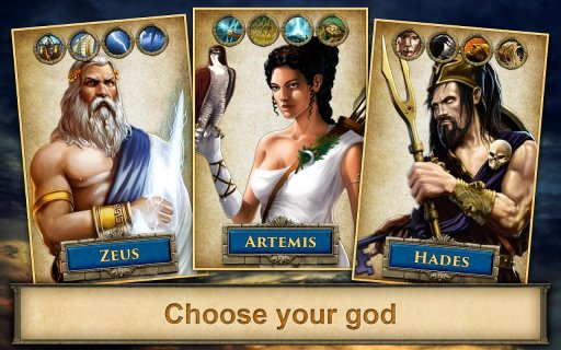 Grepolis - Divine Strategy MMO screenshot 3