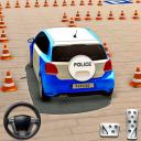 Police Car Parking 3D Car Game