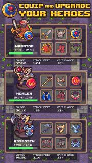 Idle Sword 2: Incremental Dungeon Crawling RPG screenshot 13