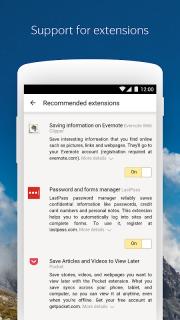 Yandex Browser (alpha) screenshot 11