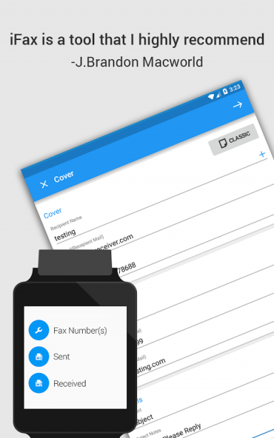 fax app android deutsch