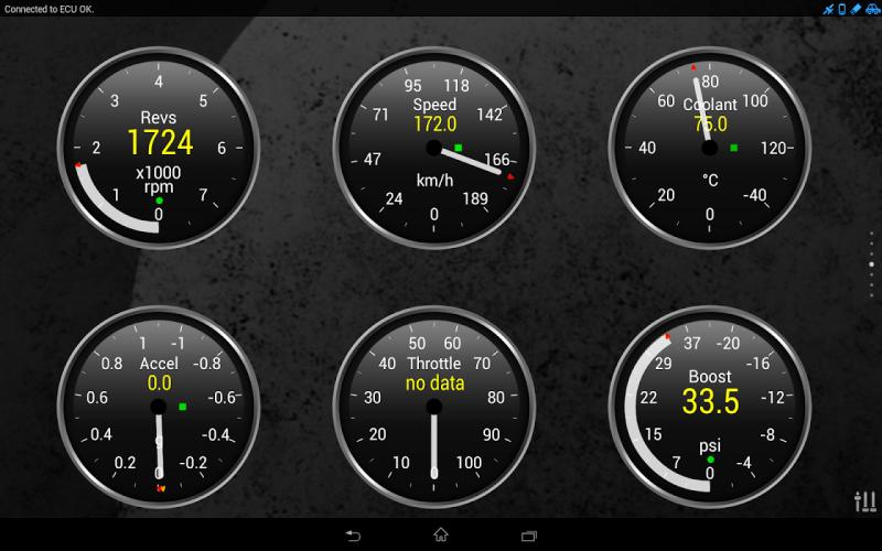 Torque Pro (OBD2 / Carro) screenshot 14