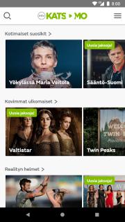MTV Katsomo screenshot 4