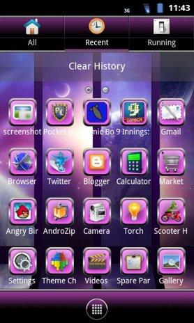go launcher ex apk version history