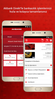 Akbank Direkt screenshot 1
