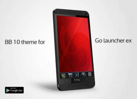 Blackberry 10 go launcher ex 5 0 Download APK for Android