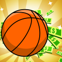 Idle Five - Be a millionaire basketball tycoon