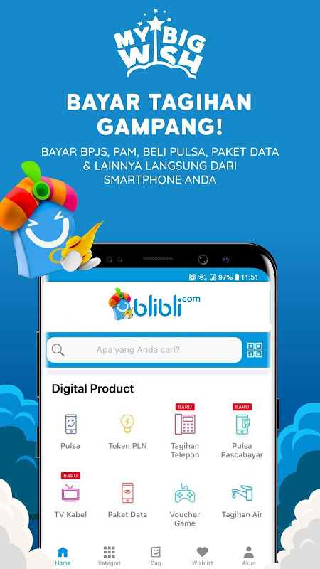 Blibli.com Belanja Online Shop ala Mall screenshot 11