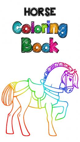 libro para colorear caballo 1.2 Descargar APK para Android - Aptoide