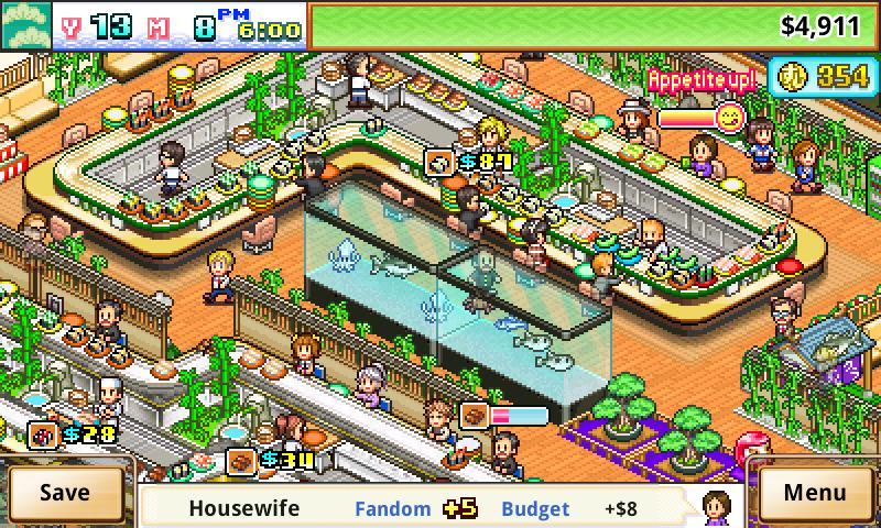 The Sushi Spinnery screenshot 1