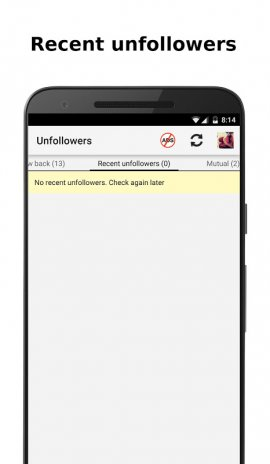 Unfollowers for Instagram 2 8 8 Download APK for Android - Aptoide