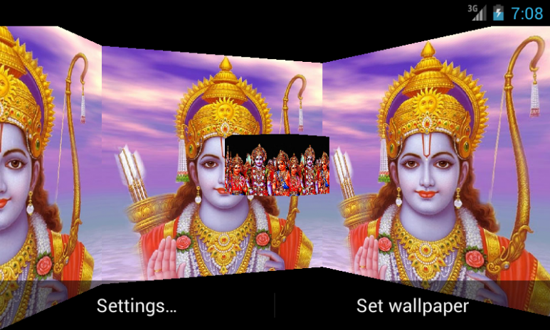 Shree Ram 3d Live Wallpaper 21 Download Apk For Android Aptoide