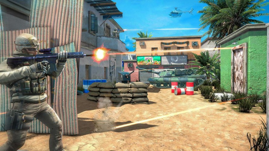 Modern Commando Assassin - War Games For Free 1.6 Download Android APK    Aptoide