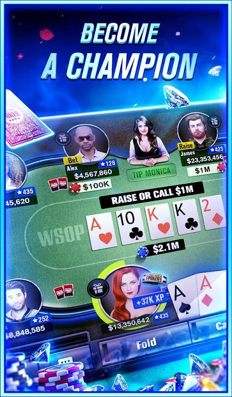 WSOP screenshot 7