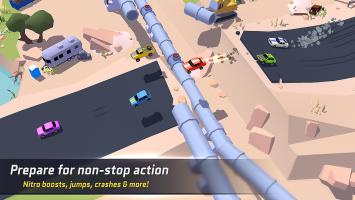 SkidStorm—Multiplayer Screen