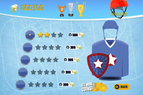 Ice Hockey League FREE screenshot 4