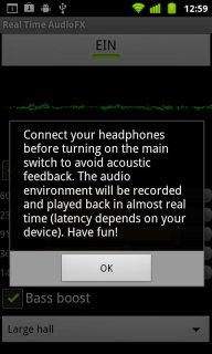 Real Time Audio FX 1 0 Download APK for Android - Aptoide