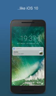 Floatify Lockscreen screenshot 4