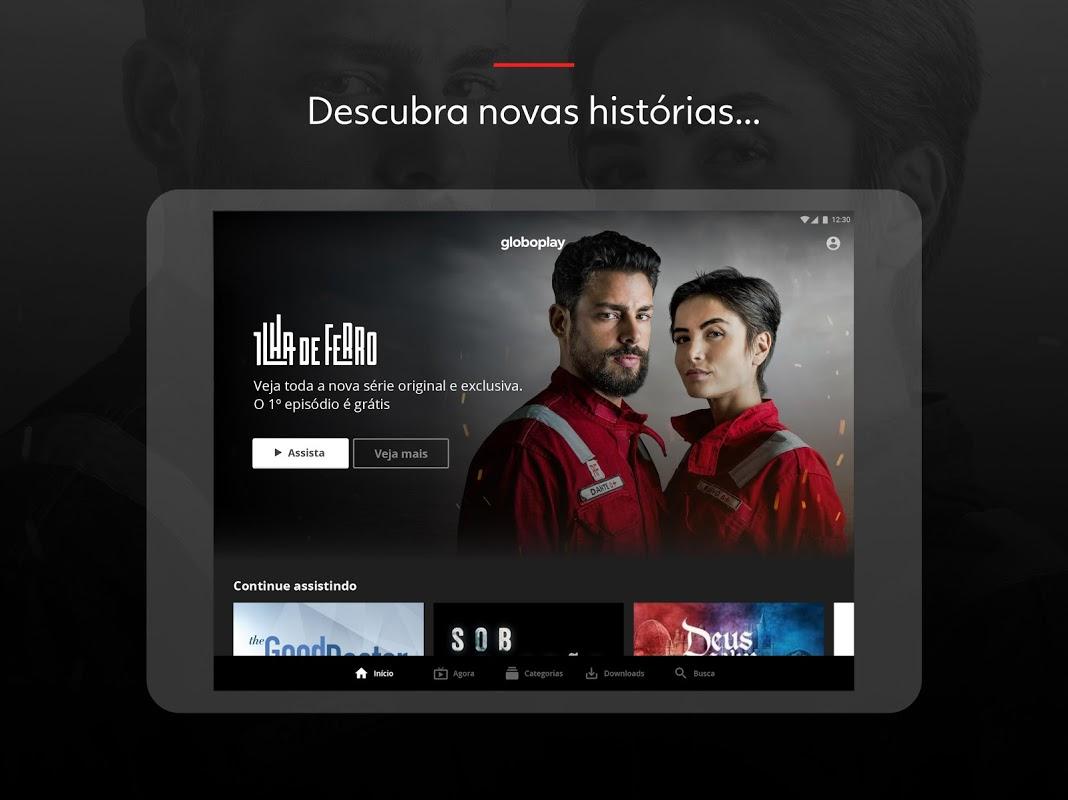 Globoplay screenshot 7