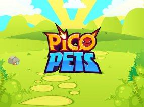 Pico Pets - Monster Battle Screenshot