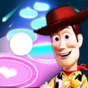 Toy Story Theme Rush Tiles Magic Hop