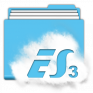 es file explorer file manager آیکون