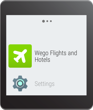Wego Flights, Hotels, Travel Deals Booking App screenshot 1
