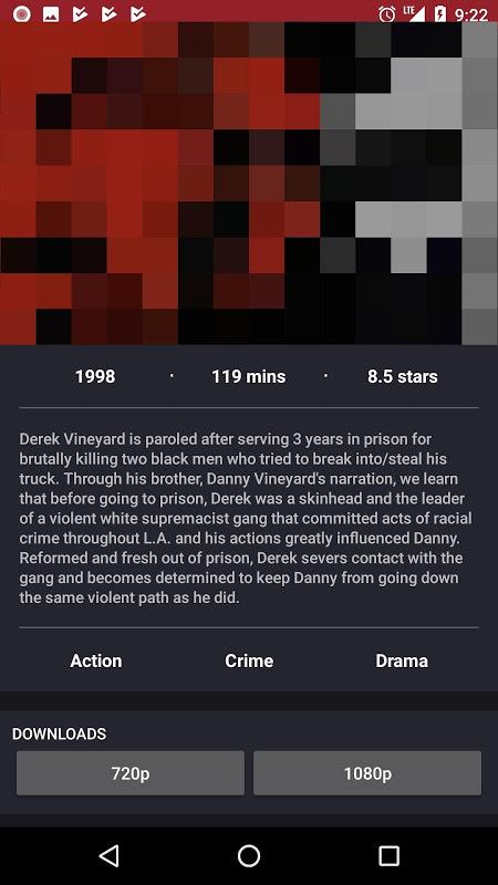 YIFY Movie Browser - YTS screenshot 2