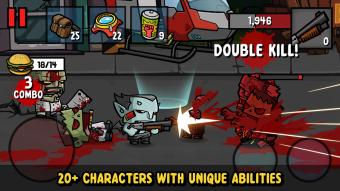 Zombie Age 3 Screenshot