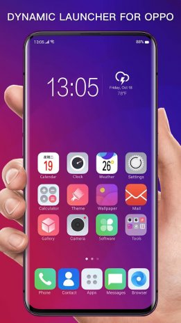 Launcher and Theme for OPPO FindX release_2371 Download APK