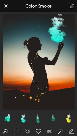 Smoke Effect Photo Maker 1 5 Download APK for Android - Aptoide