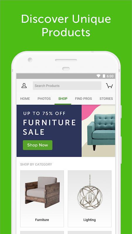Houzz Home Design & Shopping screenshot 3