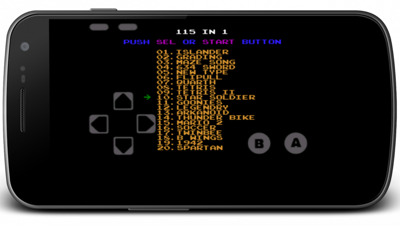 NES Emulator - Free NES Game Collection 1 0 Download APK for Android