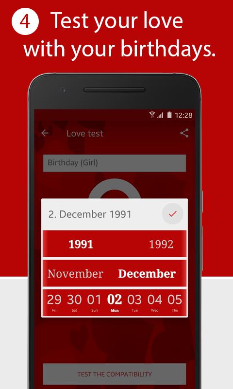 Love Test calculator screenshot 6
