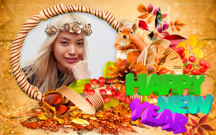 Happy New Year Photo Frame Editor Effects 2018 1.0 Download APK for ...