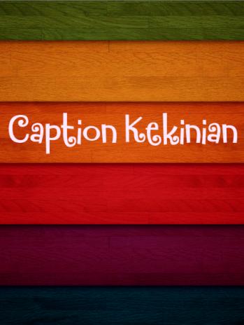 Caption Ig Kekinian Keren 3 0 Download Apk For Android Aptoide