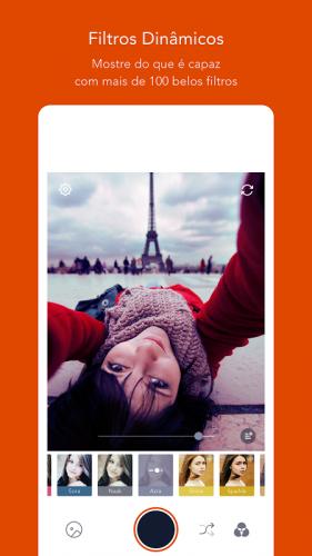 Retrica - A câmera de filtro original screenshot 4