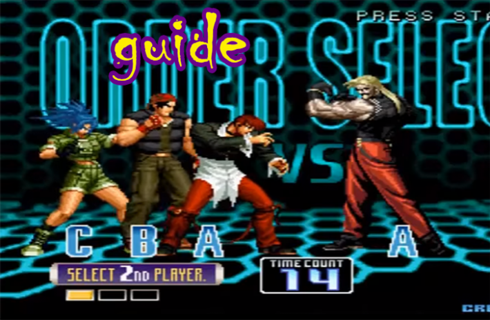 Guide King Of Fighters 2002 8 0 Download Apk For Android Aptoide