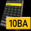 10BA Professional Financial Calculator