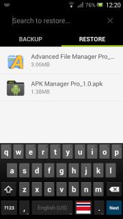 APK Manager Pro screenshot 5