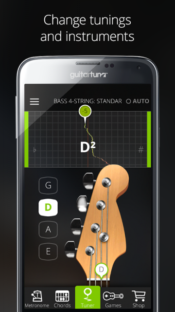 guitar tuner free guitartuna download apk for android aptoide. Black Bedroom Furniture Sets. Home Design Ideas