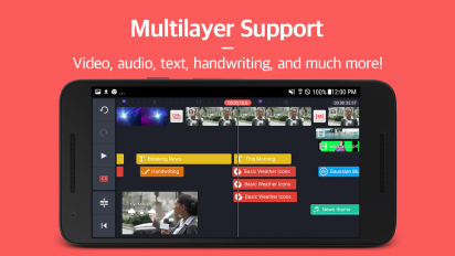 kinemaster pro video editor screenshot 2
