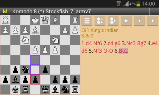 Chess Engines Play Analysis screenshot 4