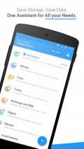 Haptik Personal Assistant Screenshot