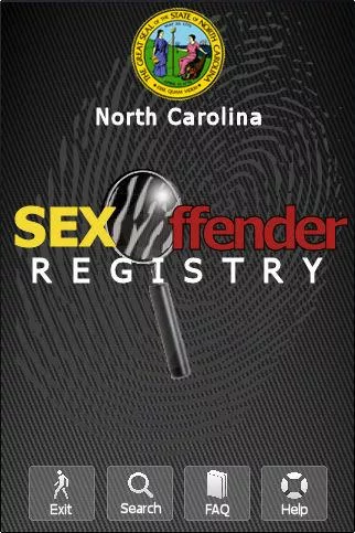 North Carolina Offender Registry