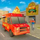 Pizza Delivery Van Driving Simulator