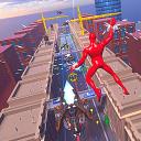 Spider Rope Superhero