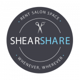 ShearShare — Daily Booth Rental, Zero Commission. Icon