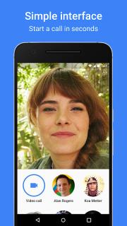 Google Duo screenshot 1